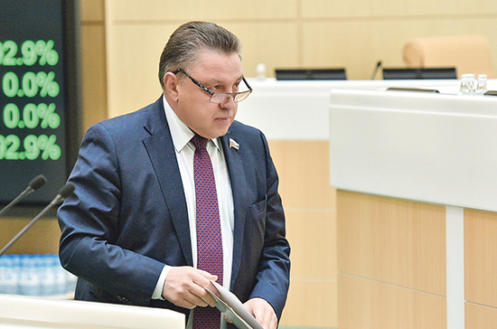 Совет палаты перенёс заседание Совфеда с 22 на 24 апреля в связи с голосованием по Конституции