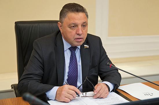 Тимченко: Совет Федерации рассмотрит 14 марта вопрос о голосовании регионов по Конституции