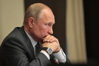 Путин обсудил с постоянными членами Совбеза ситуацию с коронавирусом