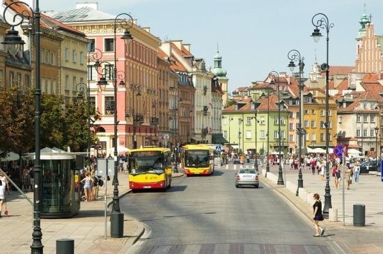 Польша закрыла границы для иностранцев