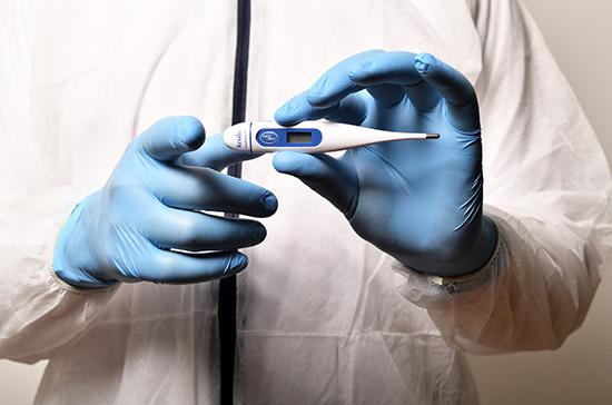 Уровень смертности от коронавируса в Италии составляет 5,8%