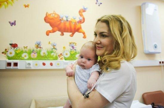 В больницах и поликлиниках будущим мамам помогут избежать депрессии и оформить все выплаты