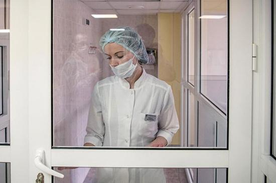 В Петербурге из-за коронавируса запретили навещать пациентов в больницах