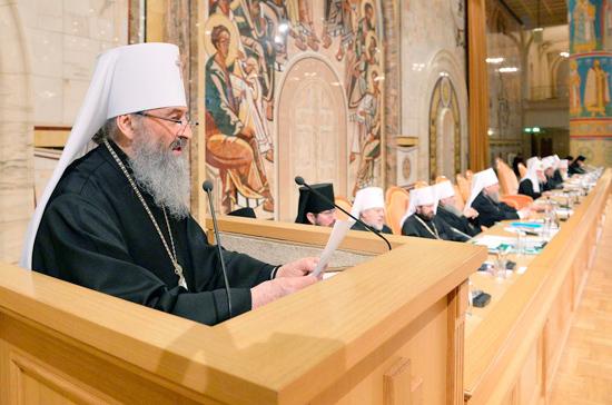 РПЦ ужесточит санитарные правила проведения богослужений