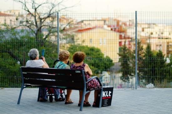 В Сербии запретили выходить на улицу людям старше 65 лет