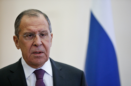 Госдума отменила «правчас» с участием Лаврова