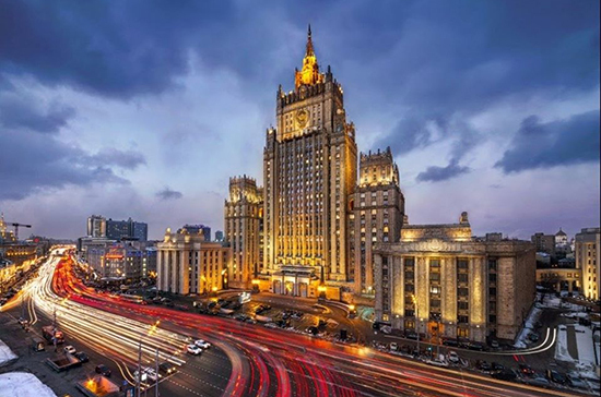 МИД России создал координационный штаб для содействия россиянам в возвращении на родину