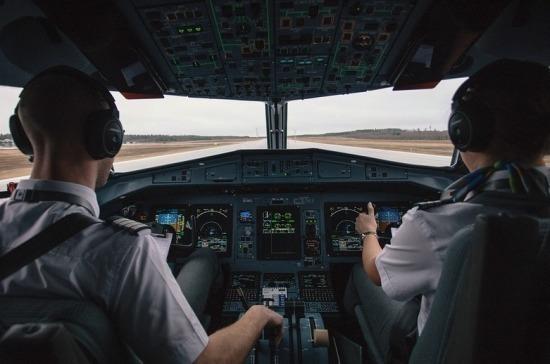 Период заключения трудовых договоров с пилотами-иностранцами могут увеличить