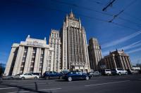 МИД: российские диппредставительства приостановили выдачу виз иностранцам