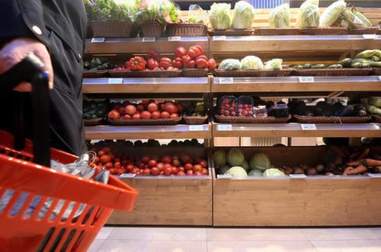В ЦФО из-за коронавируса пожилым людям будут доставлять продукты на дом