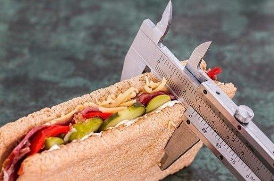 Диетолог раскритиковала приложения для подсчёта калорий