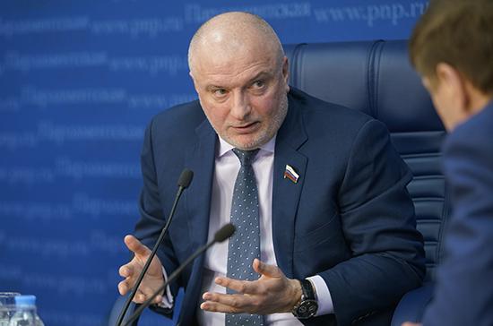 Клишас: текст поправок в Конституцию продиктован россиянами