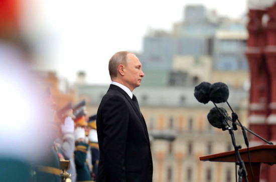 Путин: ветераны будут самыми желанными гостями на параде Победы в Москве