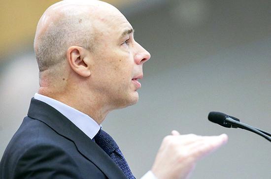 Силуанов: власти выполнят все соцобязательства при нынешних ценах на нефть или ниже
