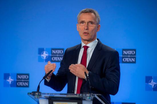 Столтенберг заявил о скором вступлении Северной Македонии в НАТО