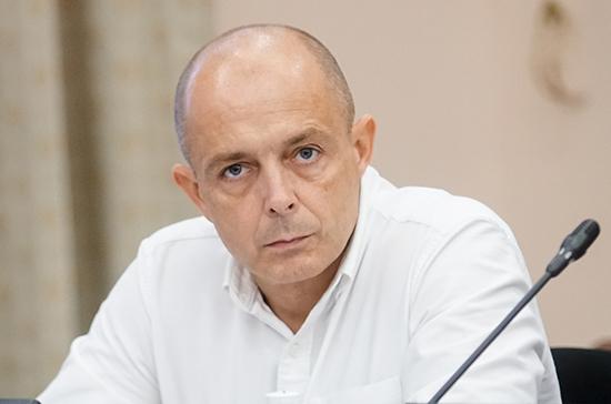 ЦИК зарегистрировал Сергея Сокола депутатом Госдумы