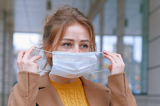 Косметолог предупредила об опасности постоянного ношения масок