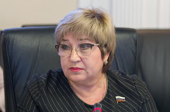 Ольга Хохлова приняла участие в Первом форуме Союза отцов Владимирской области