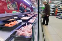 В Минпромторге отметили спад спроса на продукты в некоторых регионах России