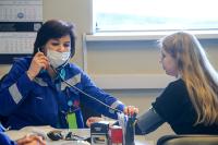 Терапевт Минздрава: среди зараженных коронавирусом в РФ беременных нет