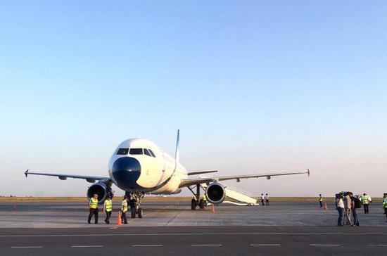 Неизвестные «заминировали» восемь самолётов внутрироссийских рейсов