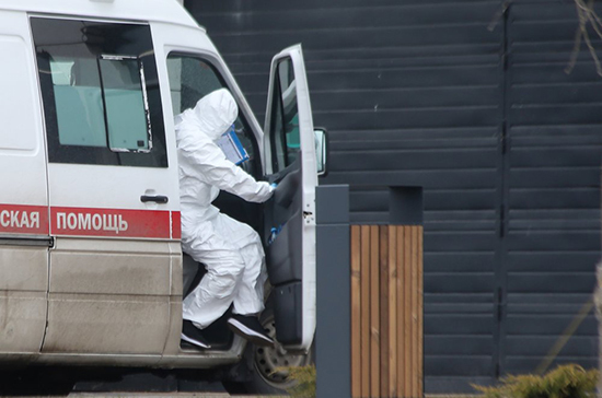 Число подтверждённых случаев коронавируса в Подмосковье за сутки выросло почти вдвое