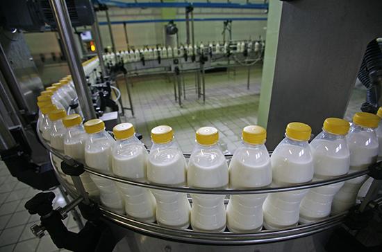 Минпромторг предложил продлить сроки маркировки молочной продукции