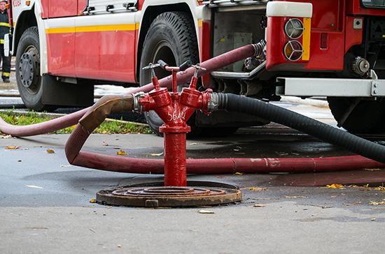В двух районах Смоленской области ввели режим повышенной готовности к пожарам