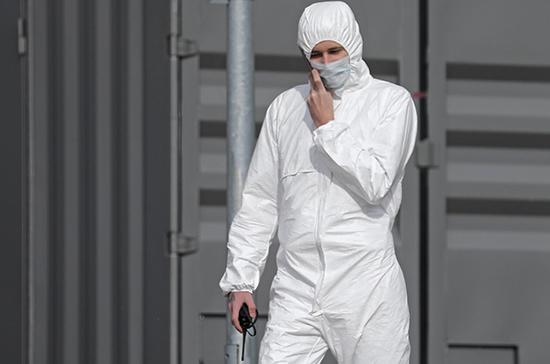 В Крыму зафиксировали первый случай заражения коронавирусом