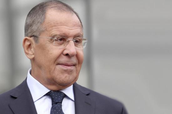 Путин присвоил Лаврову звание Героя Труда