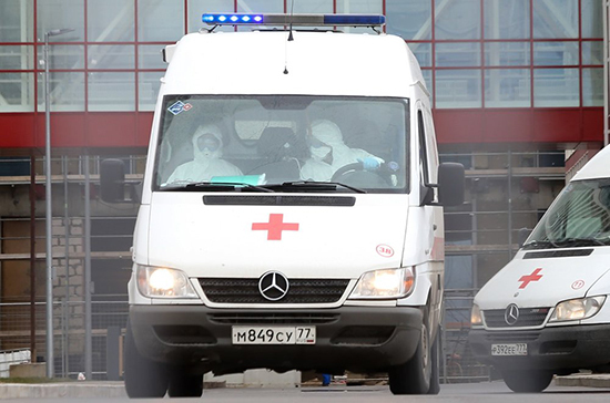 В России провели больше 160 тысяч тестов на коронавирус