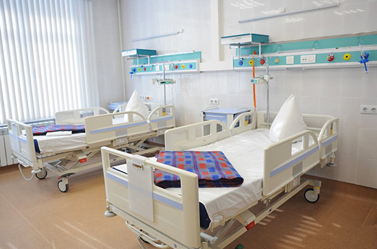 Минздрав может вдвое увеличить число мест в больницах