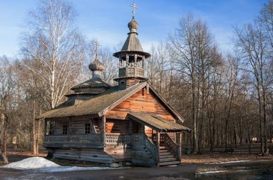 На реставрацию деревянного зодчества планируют направлять 100 млн рублей ежегодно