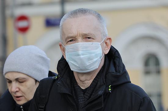 Губернатор Новосибирской области призвал пожилых перейти на режим самоизоляции