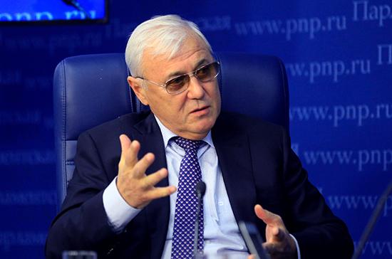 Аксаков оценил возможность повышения ЦБ ключевой ставки