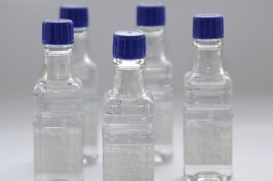 Голикова поручила проработать возможность применения любых спиртосодержащих средств для дезинфекции