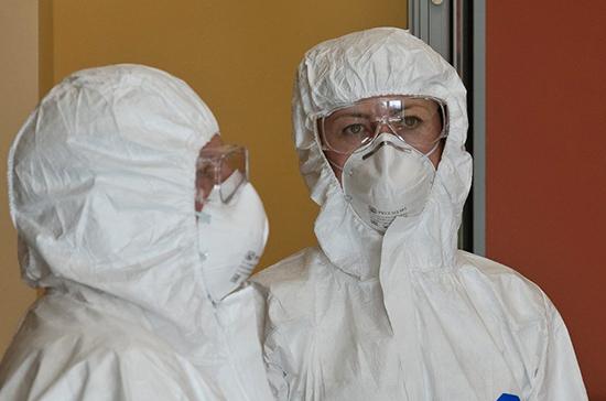 В России выявили 57 новых случаев заражения коронавирусом