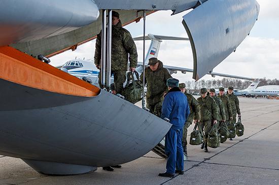 Российские военные вирусологи помогут Италии в борьбе с коронавирусом