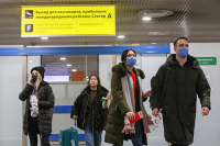 Собянин: за последние 10 дней в Россию из-за рубежа приехал миллион человек
