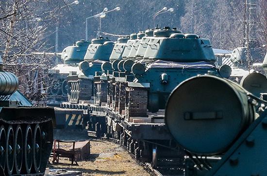 Регионы могут получить 8 тысяч единиц военной техники двойного назначения