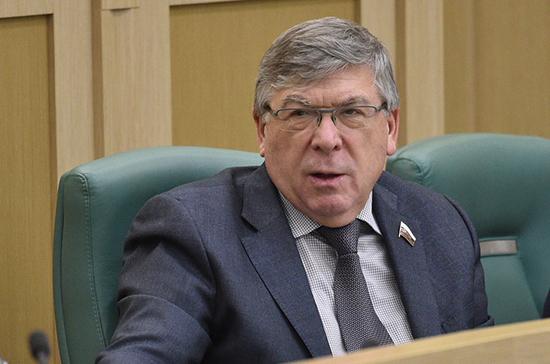 Рязанский прокомментировал предложенные президентом меры соцподдержки россиян из-за коронавируса
