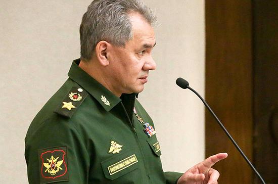 Военные информсистемы отразят любые зарубежные компьютерные атаки, заявил Шойгу