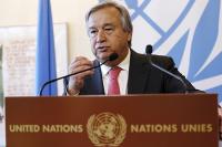 ООН призвала G20 отменить санкции для борьбы с коронавирусом