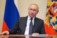 Путин отпустил россиян на длинные выходные