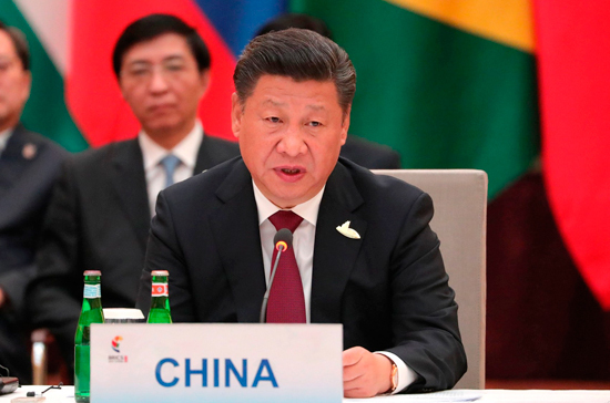 Си Цзиньпин призвал как можно скорее провести встречу министров здравоохранения G20