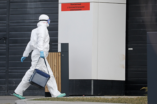 ВОЗ сообщила о 20 тысячах погибших от коронавируса