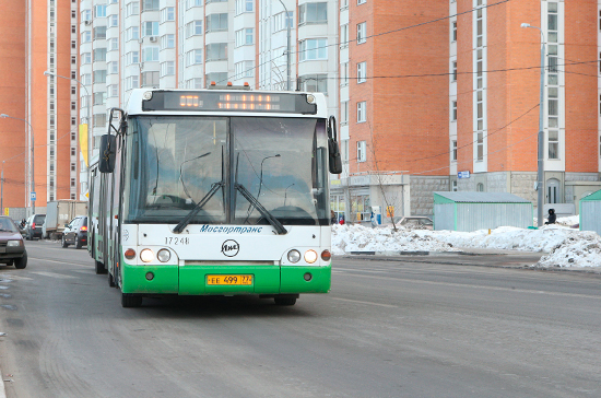 Минтранс предложил увеличить штрафы за нарушения при перевозке граждан автобусами