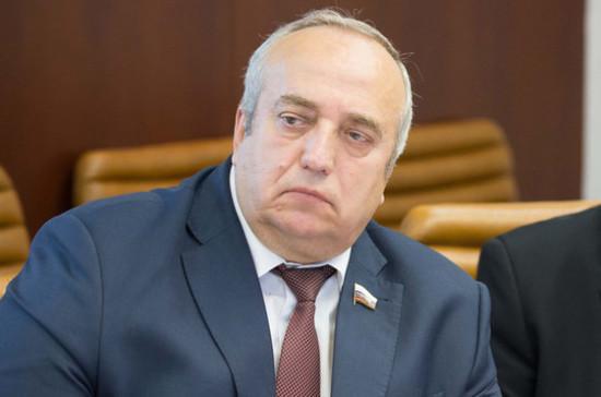 Клинцевич: Россия выйдет достойно из ситуации с коронавирусом