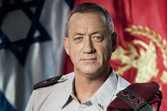 Бени Ганц избран на пост спикера парламента Израиля