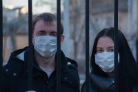 В МВД рассказали, сколько россиян привлекли к ответственности за нарушение карантина